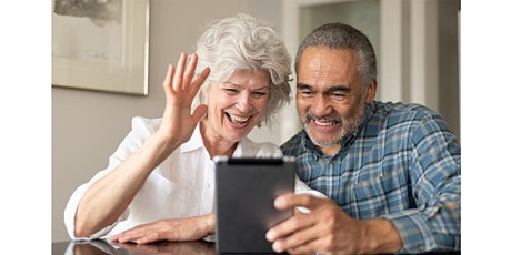 Talking Tech: Social Connections For Over 50s | LIVE ONLINE tickets