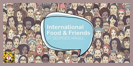 International Food and Friends tickets