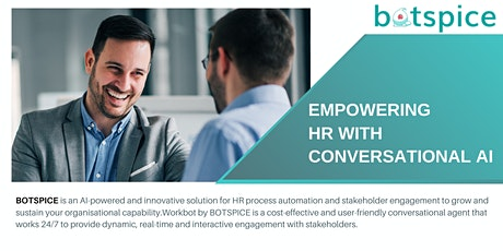 Empowering HR  with Conversational AI tickets
