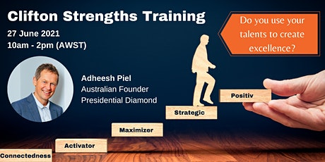 Clifton Strengths Training - Anchor Your Business To Your Strengths tickets