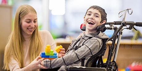 An ADF families event: De-mystifying special needs programs, Darwin tickets