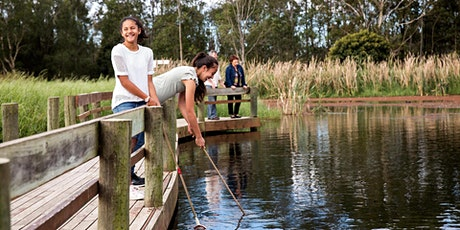 Exploring Dry to Dry at Hunter Wetlands  - School Holidays tickets