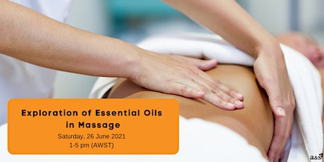 Exploration of Essential Oils in Massage tickets