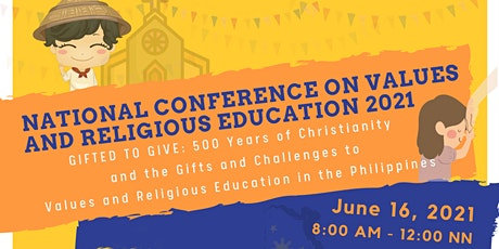 National Conference on Values and Religious Education 2021 tickets