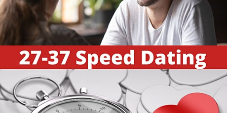 27-37 Speed Dating tickets