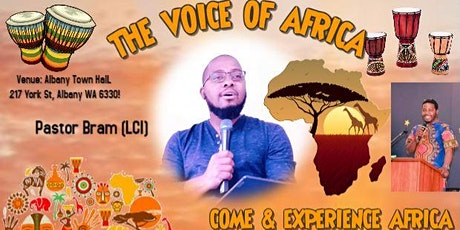 VOICE OF AFRICA CONCERT tickets