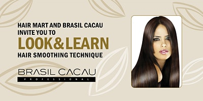 LOOK & LEARN Hair Smoothing Technique