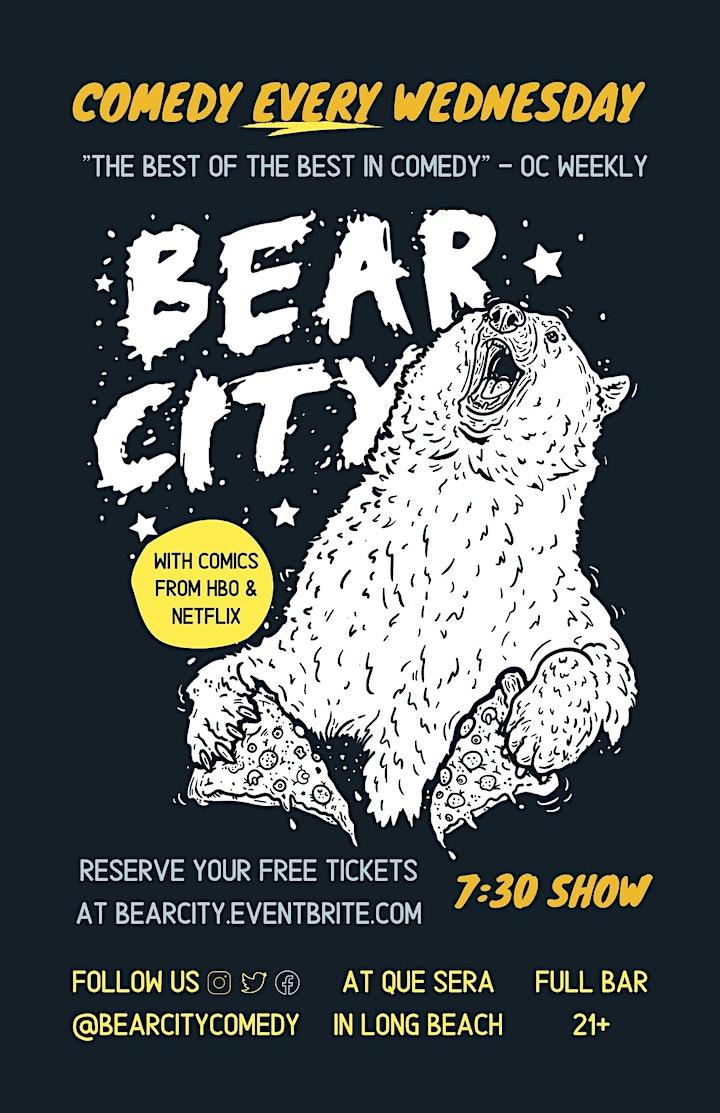 Bear City: Stand-Up Showcase! image