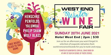 Sense of Taste presents - Winter Wine Fair tickets