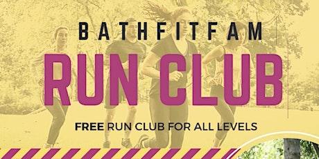 BathFitFam Run Club tickets