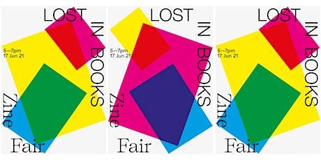 LOST IN BOOKS' Zine Fair tickets