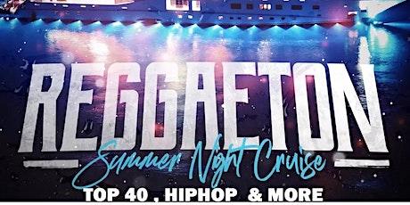 REGGAETON & TOP 40 MIX CRUISE NEW YORK CITY tickets