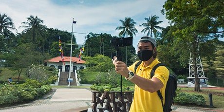 Singapore Maritime Trail 1 - Fort Canning Hill (Virtual Tour Version) tickets