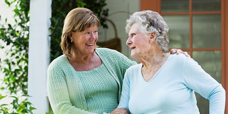 Caring for an elderly loving one? Your wellbeing matters.  FORRESTFIELD tickets