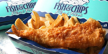 Pi Singles Fish and Chips on Budleigh Beach tickets