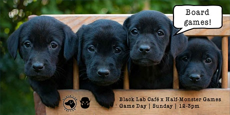 Black Lab Coffee Board Game Day tickets