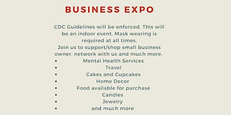 Small Business Expo  Presented by MGIH,LLC, tickets