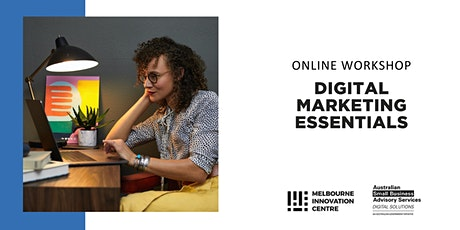 [Online] Digital Marketing Essentials tickets
