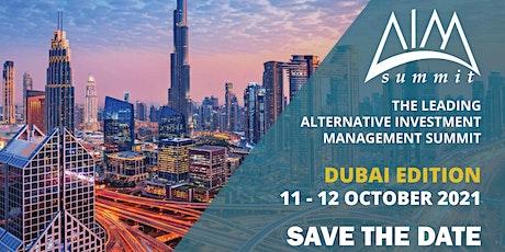 The Leading Alternative Investment Management Summit - Dubai Edition 2021 tickets