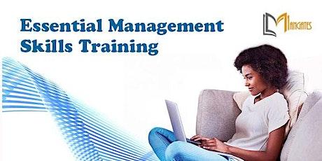 Essential Management Skills 1 Day Virtual Training in Dublin tickets