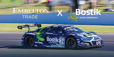Embelton x Bostik Trade Night - *New Product Launch* tickets