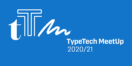 TypeTech MeetUp 3rd session tickets