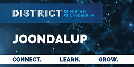 District32 Business Networking Perth – Joondalup - Wed 07 July tickets