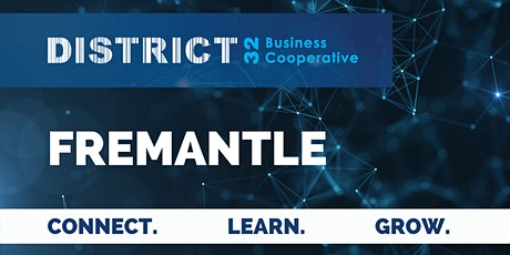 District32 Business Networking Perth – Fremantle - Wed 07 July tickets