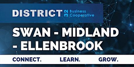 District32 Business Networking Perth – Swan / Midland - Fri 09 July tickets