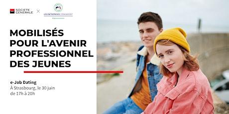 E-Job Dating à Strasbourg : décrochez un emploi ! billets