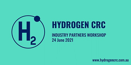 Hydrogen CRC - Industry Partners Workshop tickets