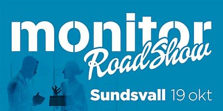 Monitor Roadshow Norra Sverige – Sundsvall 2021 tickets