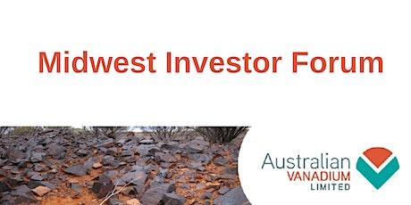 Midwest Investor Forum tickets
