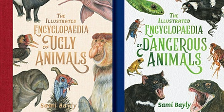 Peculiar Creatures and Dangerous Animals : School Years K-2 tickets