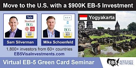 U.S. Green Card Virtual Seminar – Yogyakarta, Indonesia tickets