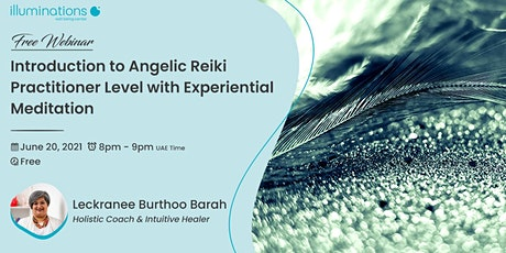 Introduction To Angelic Reiki Practitioner Level With Experiential tickets