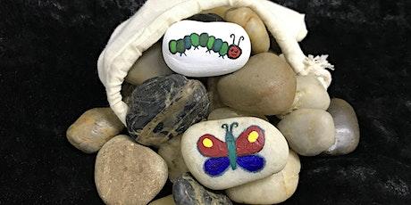 Arty Crafty Tweens: Story Stones Workshop tickets