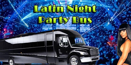 #1 Latin Night Party Bus in Las Vegas! FREE OPEN BAR + Club Entry tickets