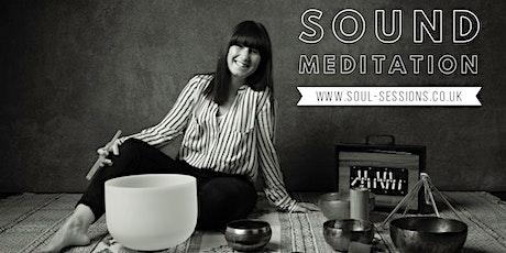 Slow Sounds Sunday, Sound Meditation, Edinburgh City Centre tickets