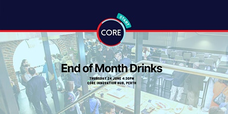 End of Month Industry Drinks - July tickets
