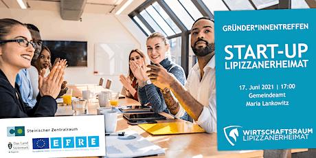 Gründer*innentreffen - Start-up Lipizzanerheimat Tickets