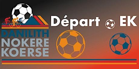 Départ EK 2021 Denemarken - België tickets
