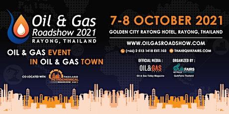 Thailand Oil & Gas Roadshow 2021 tickets
