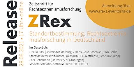 ZRex: Heftpremiere Tickets