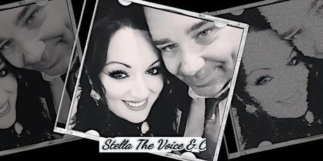 Stella the voice   Karaoke biglietti