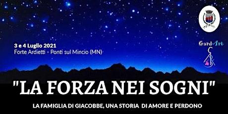 """""""La forza nei sogni"""" (Recital, Musical) biglietti"""