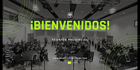 Reunión Presencial (Madrid), 13 de junio entradas