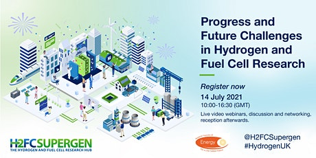 Progress and Future Challenges in Hydrogen and Fuel Cell Research tickets