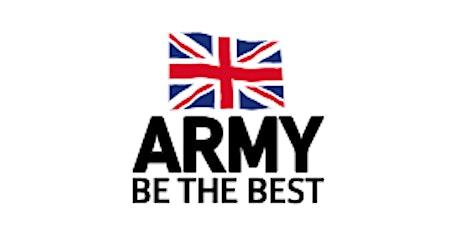 Leaders Talk with Brigadier David Culthop July 2021 tickets