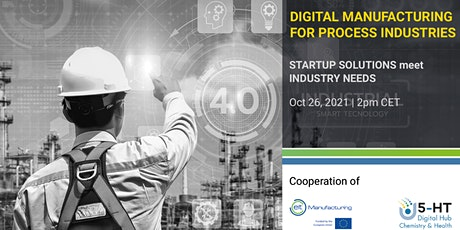 Digital Manufacturing for Process Industries_Guests tickets
